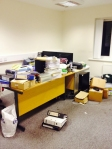 Office move - Old Office